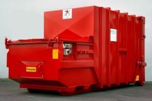 Selbstpresscontainer 10cbm