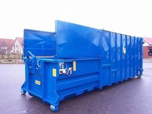 Selbstpresscontainer 20cbm